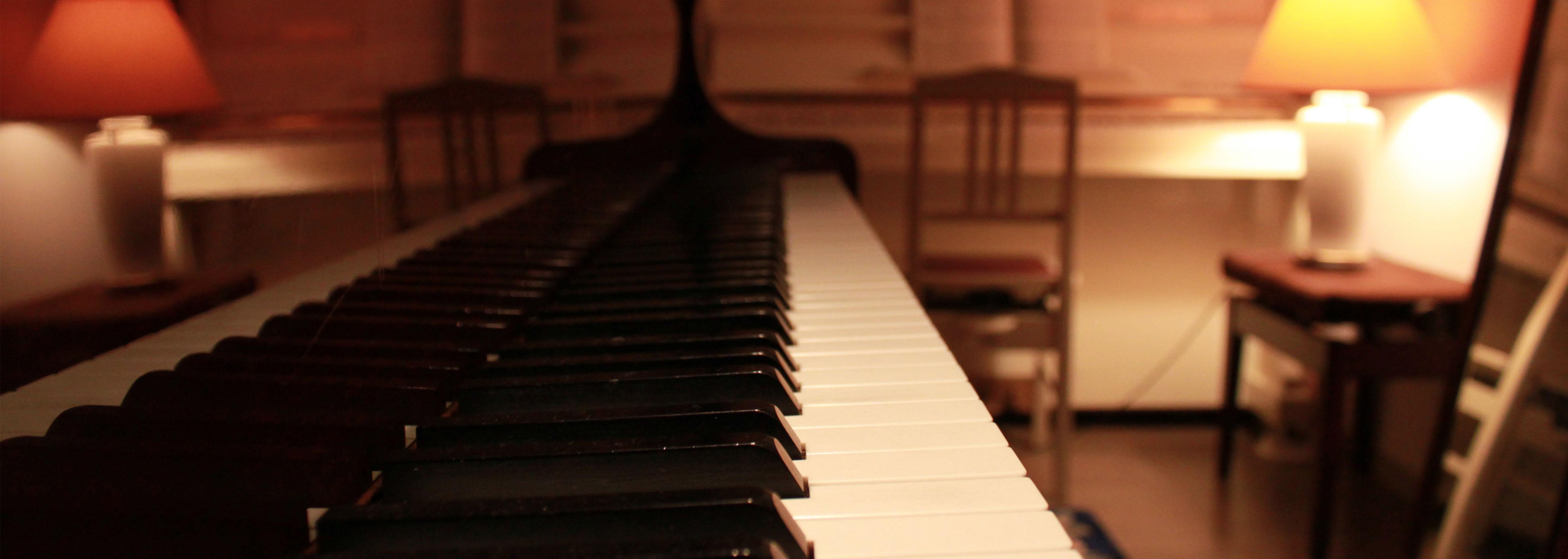 2歳児からのピアノレッスン大歓迎!